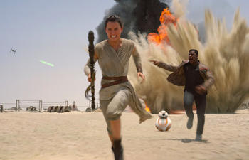 Star Wars: The Force Awakens classé PG-13 aux États-Unis