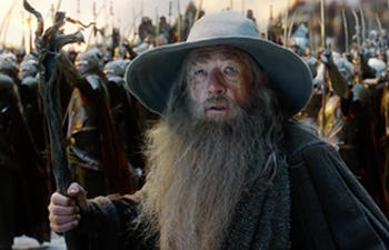 Bande-annonce de The Hobbit: The Battle of the Five Armies
