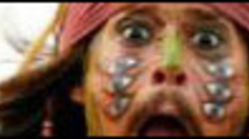 Bande-annonce : Le second Pirates des Caraïbes