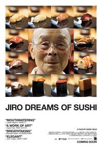 Jiro rêve de sushi