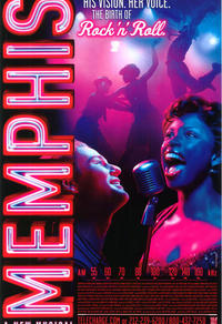 Memphis - The Broadway Musical