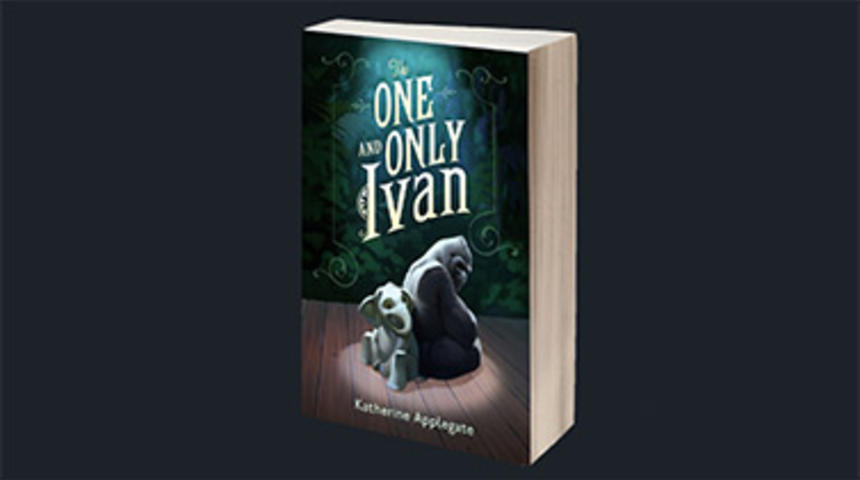 Disney s'intéresse au livre pour enfants The One and Only Ivan