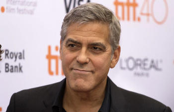 George Clooney, Angelina Jolie et Guillermo del Toro seront du TIFF 2017
