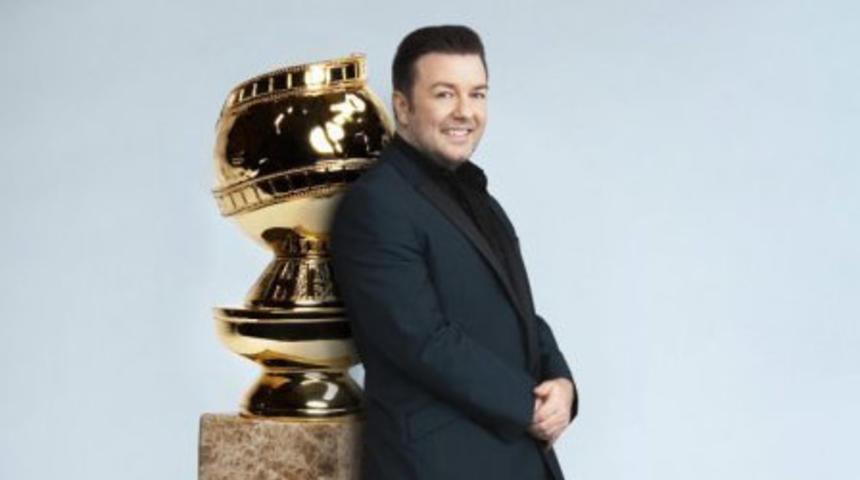 Golden Globes 2011 : Ricky Gervais animera de nouveau la cérémonie