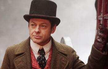 Andy Serkis sera le singe Caesar dans Rise of the Apes
