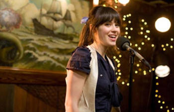 Zooey Deschanel intéressée par About Time