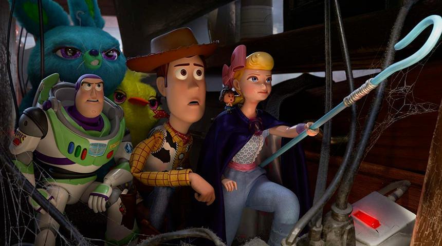 Nouveautés : Toy Story 4 et Child's Play