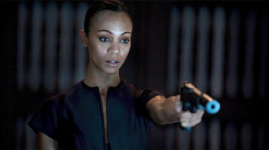 Zoe Saldana rejoint la distribution de Infinitely Polar Bear