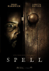 Blu-ray du film Spell