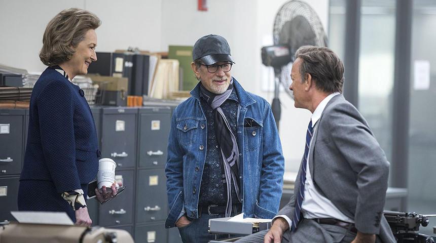 Le Post : Bande-annonce en français du prochain film de Steven Spielberg