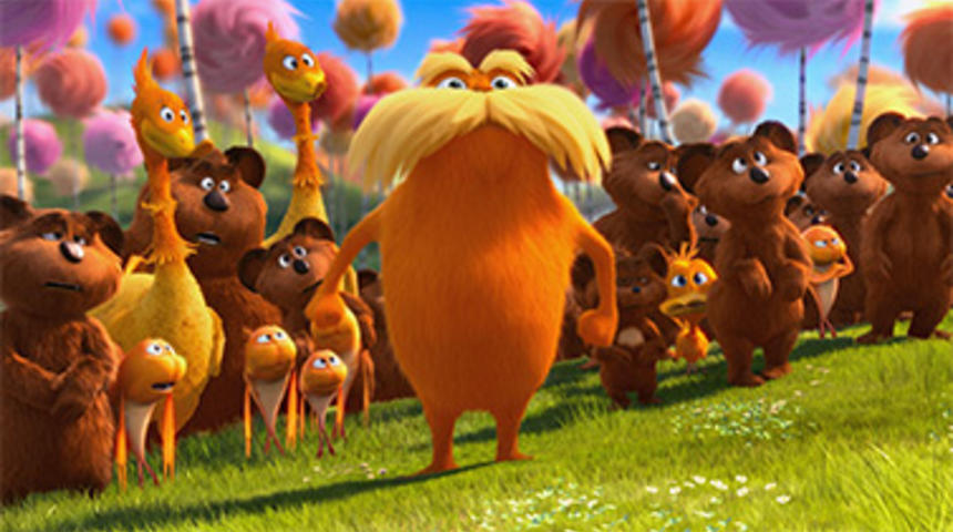 Sorties DVD : Dr. Seuss' The Lorax