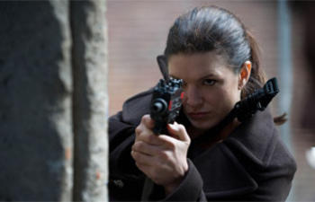 Gina Carano jouera dans In the Blood