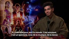 Entrevue en français