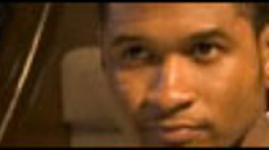 Voyez les débuts de Usher à l'écran