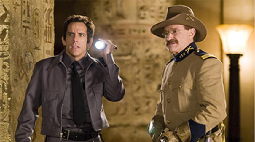 Robin Williams en négociations pour Night at the Museum 3