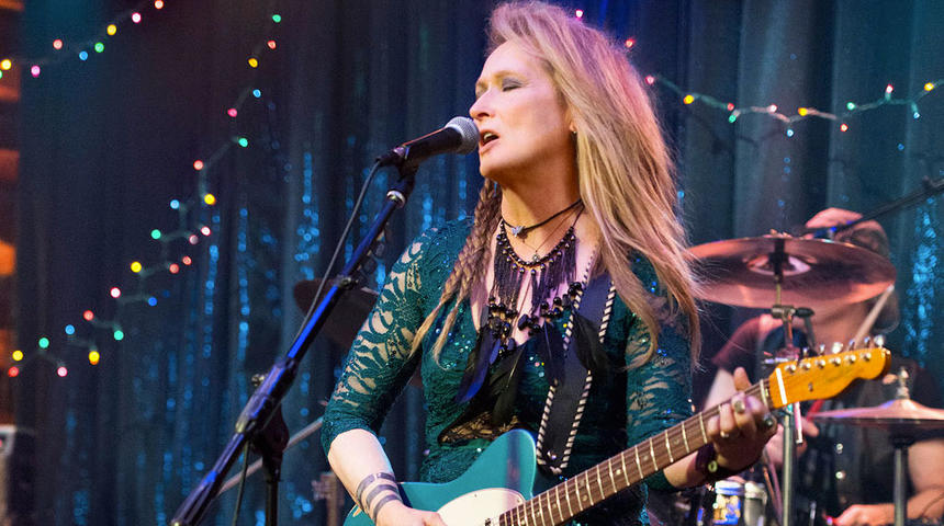 Bande-annonce de Ricki and the Flash avec Meryl Streep