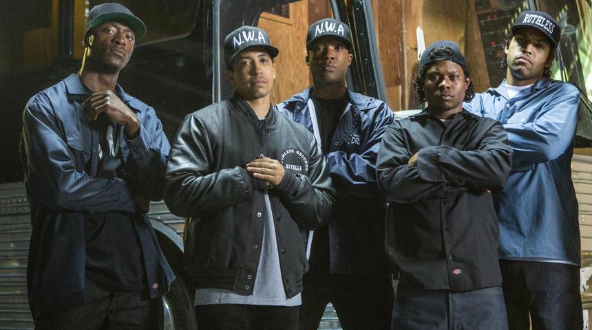 Box-office nord-américain : Straight Outta Compton effraie la compétition