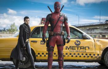 Box-office nord-américain : Deadpool amasse 55 millions $ à son deuxième week-end en salles