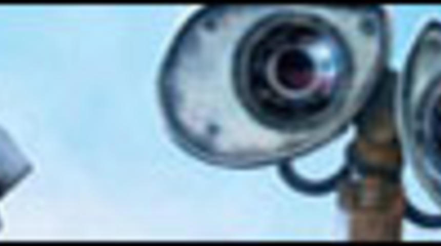 Affiche officielle du film Wall-E