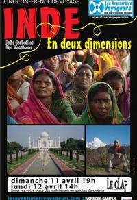 Inde : En deux dimensions