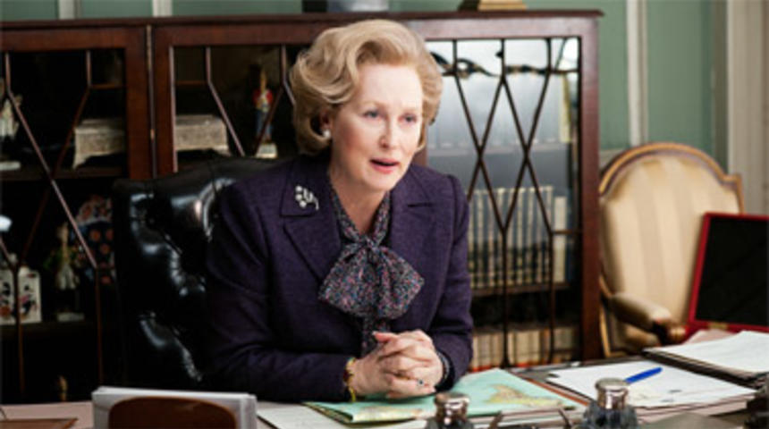 Sorties DVD : The Iron Lady