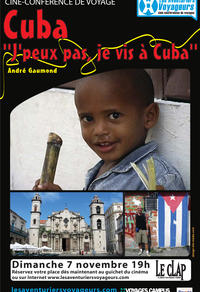Cuba : « J'peux pas, je vis à Cuba »