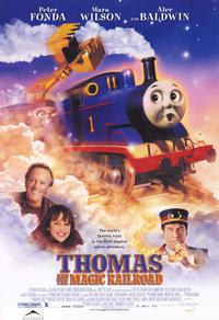 Thomas et la voie ferrée magique