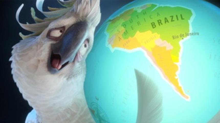 Sorties DVD : Rio