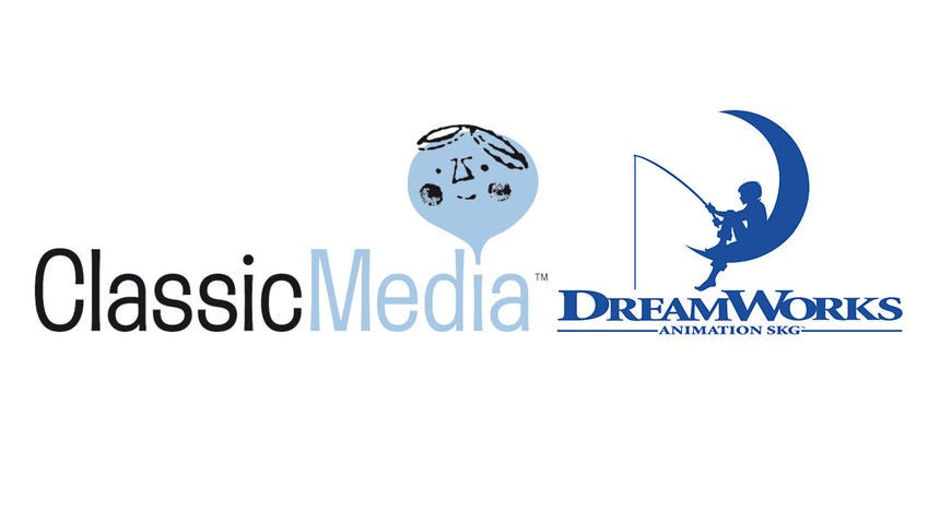 DreamWorks Animation acquiert Classic Media