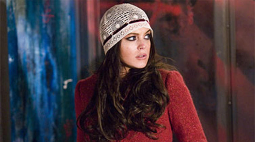 Lindsay Lohan en négociations pour Scary Movie 5
