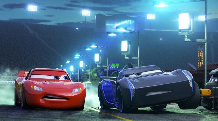 Nouveautés : Cars 3 et Rough Night