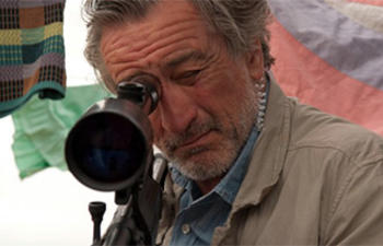 Robert De Niro dans Idol's Eye avec Robert Pattinson