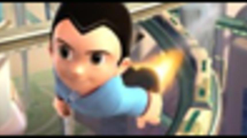Bande-annonce doublée au Québec du film Astro le petit robot