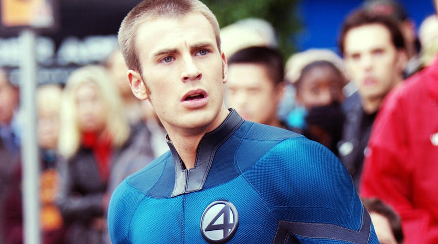 Chris Evans sera Captain America