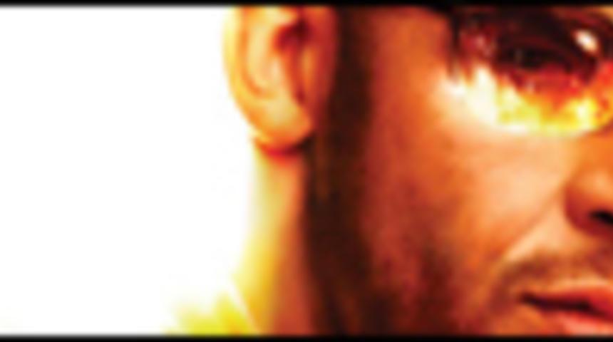 Vin Diesel dans l'adaptation du jeux vidéo The Wheelman