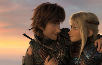 Box-office nord-américain : How to Train Your Dragon conserve le premier rang