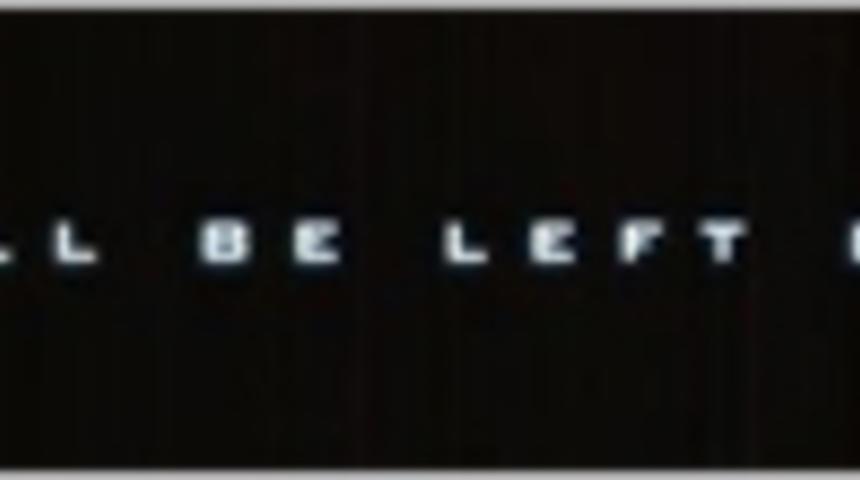 Première affiche du film 2012