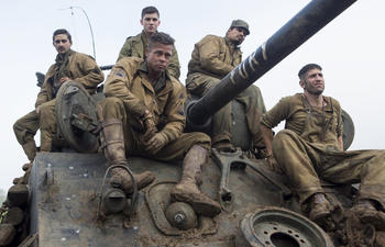 Sorties DVD : Fury