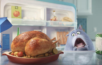 Box-office nord-américain : 103 millions $ pour The Secret Life of Pets