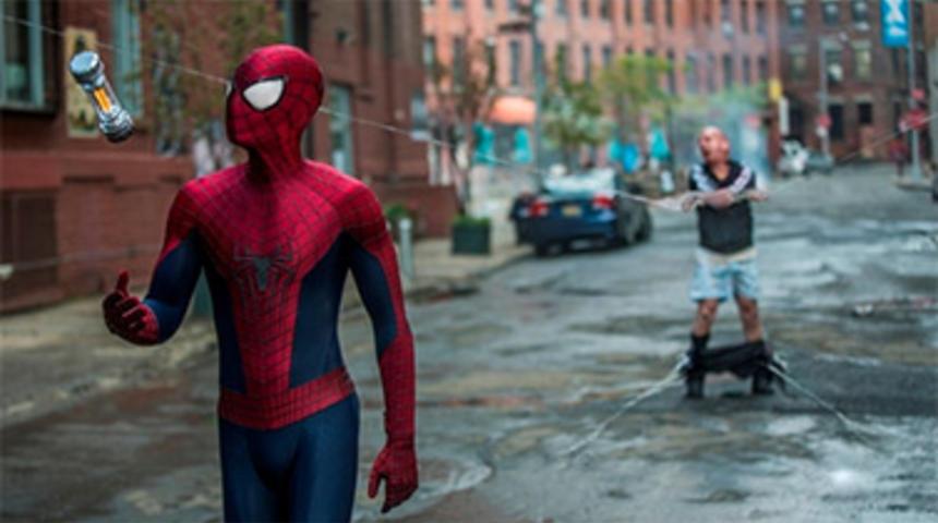 Box-office québécois : L'extraordinaire Spider-Man 2 loin devant avec 1 357 039 $