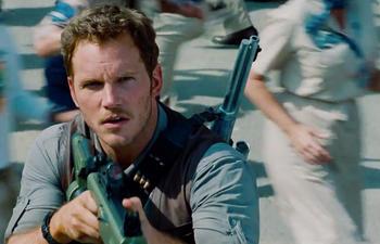 Chris Pratt et Jennifer Lawrence feront équipe dans Passengers