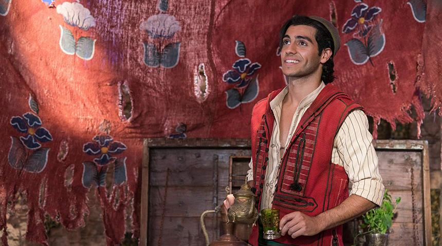 Une suite à Aladdin en chantier chez Disney