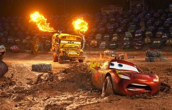 Sorties Blu-Ray et DVD : Cars 3
