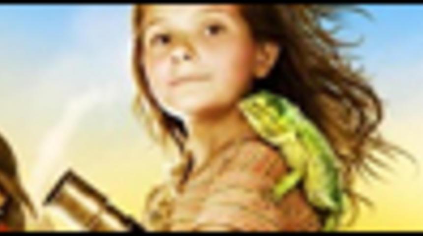Sorties DVD : Abigail Breslin part pour L'île de Nim