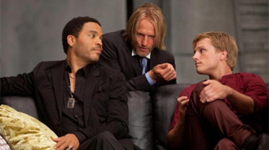 Box-office nord-américain : The Hunger Games ne délaisse pas la première place