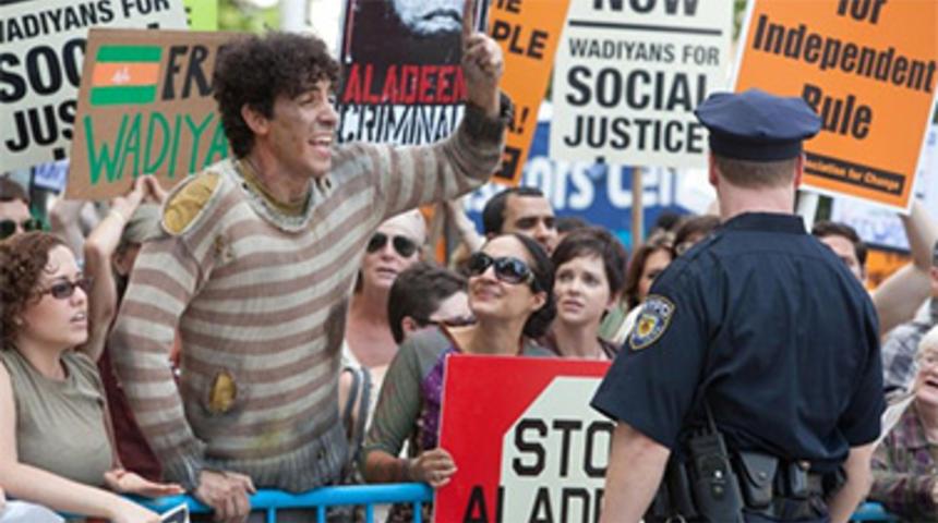 Sacha Baron Cohen prépare The Lesbian