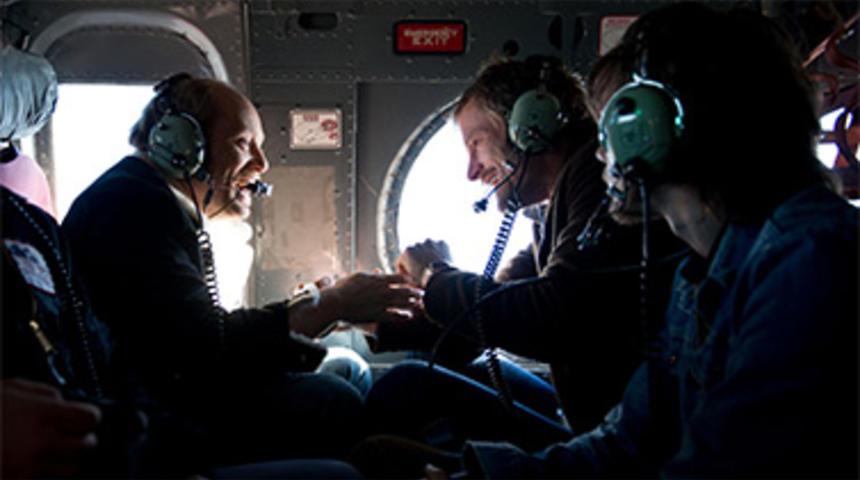 George Clooney et Grant Heslov préparent un remake de Pioneer