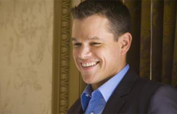 Matt Damon pourrait jouer Robert F. Kennedy