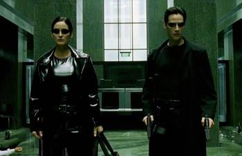 Vidéo : Neo et Trinity en plein tournage de Matrix 4