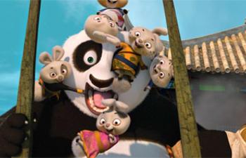Sorties DVD : Kung Fu Panda 2